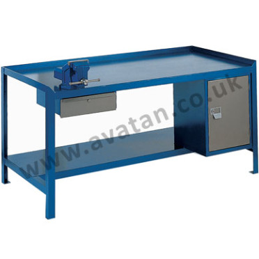 Work bench Range Steel Tool Cupboard Drawer