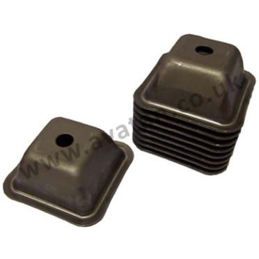 F1 Standard Steel 125mm Pallet Foot Stackable Stillagess