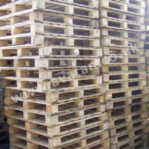 Used Timber pallet wooden good condition