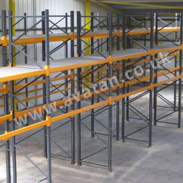 Pallet Racking Used Dexion Link 51 Planned Storage