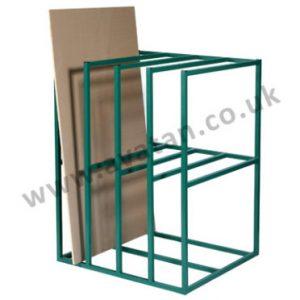 Steel storage Vertical sheet rack