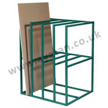 Steel storage Vertical sheet rack