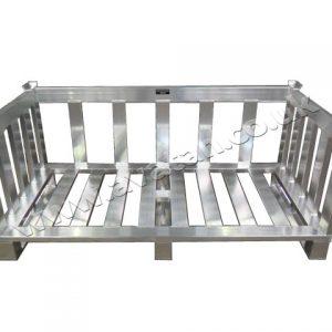 Aluminium Pallet Stackable Designed To Order