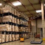 Postracks for Furniture Storage, Fully Demountable