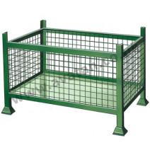 Cage Pallets - Mesh Sides