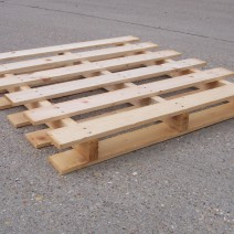Timber Flat Pallets