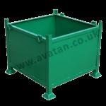 Crane Lift Stillage Steel Box Pallet Load Tested