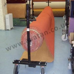 Lift & Go Yankee carpet dispenser 4m heavy duty