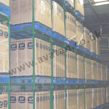 Avatan SP Postrack demountable post pallet