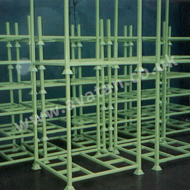 Postrack demountable pallet racking rent or buy