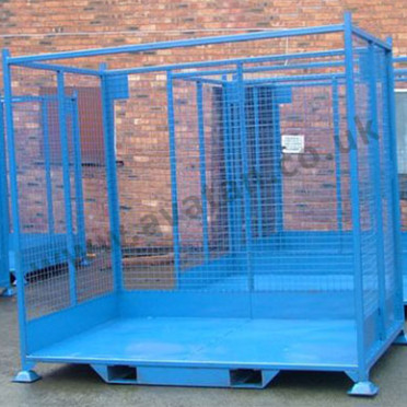 Steel Stillage Heavy Duty Cargo Pallet Mesh