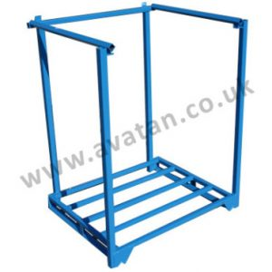 Stakrack Stack rack stackable stillage rental pallet