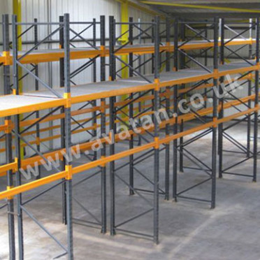 Pallet Racking Used Dexion Link 51 Planned Storage
