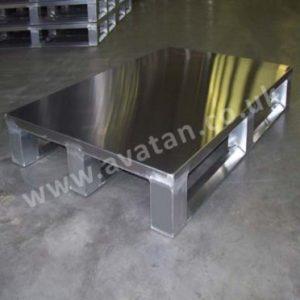 Aluminium flat pallet sheet deck Avatan