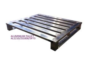 Flat Aluminium Pallet Hygienic