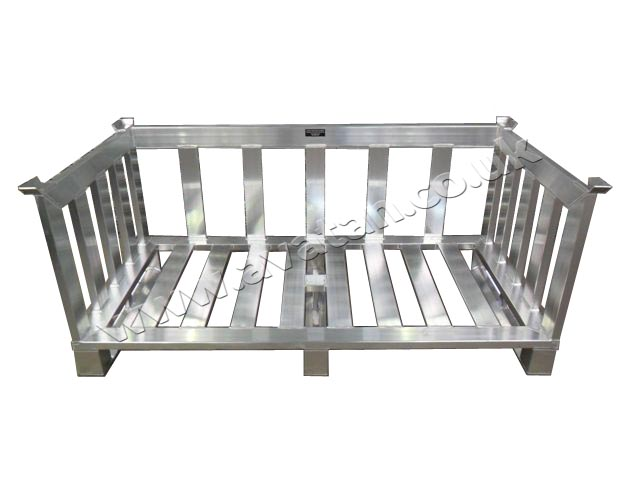 Aluminium Pallet Stackable Designed To Order