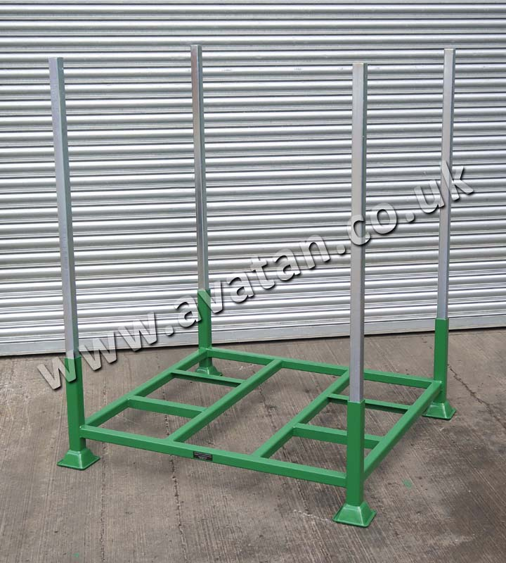 Postrack Removable Posts For Palletised or Loose Loads