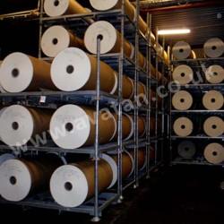 Postrack Heavy Duty Paper Roll Storage Demountable