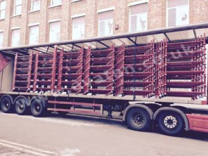 Postrack Bases Post Pallet On Vehicle 360 Per Load