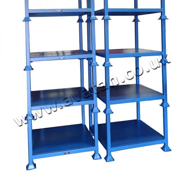 Scaffolding Post Pallet Sheet Base