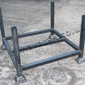 Scaffolding Post Pallet Unpainted Low Cost