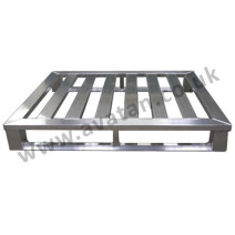 Aluminium & Stainless Steel Pallets