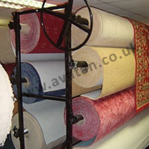 Carpet Rack Display & Storage