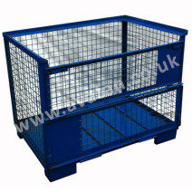 Metal Stillages & Steel Pallets