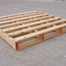 Timber Pallets & Collars