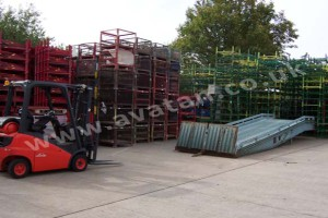 Used Avatan Storage Equipment - Stillages and Steel Pallets